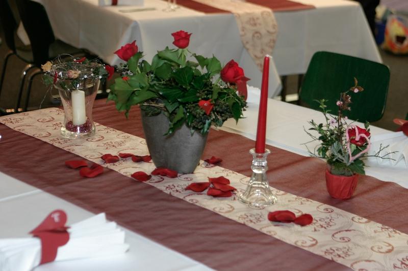 Candle Light Dinner Im Cvjm Munchen Bbq Jungle